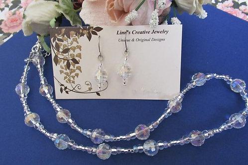 Original Design Crystal Set - Linn's Creative Jewelry