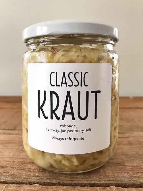 Sauerkraut (Choose Type) - Off Beet Farm
