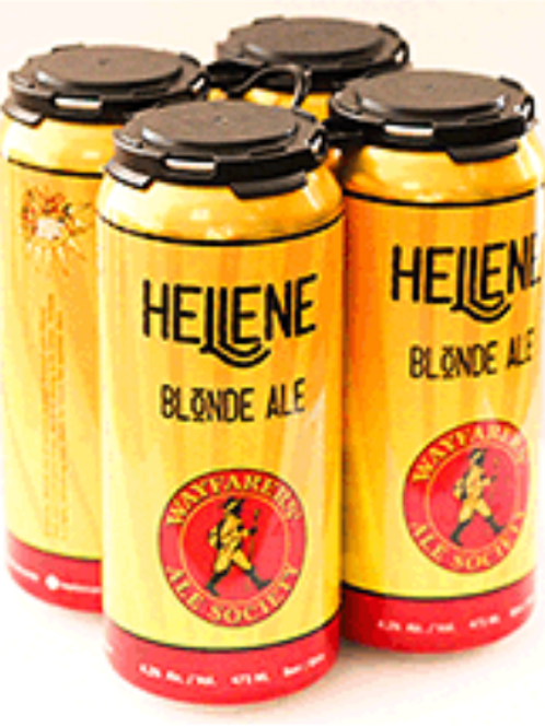 Hellene - Wayfarer's Ale Society
