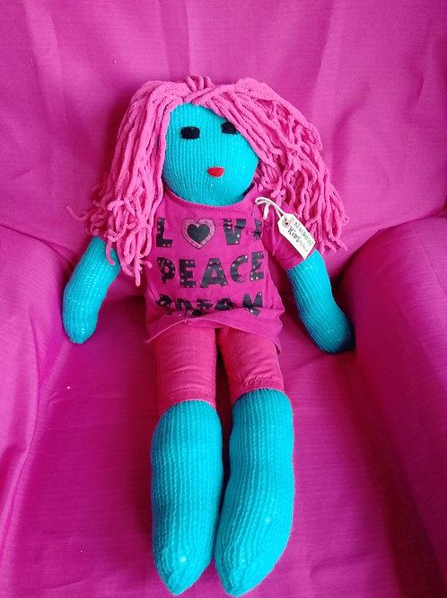 Collette Doll - Rainbow Kids