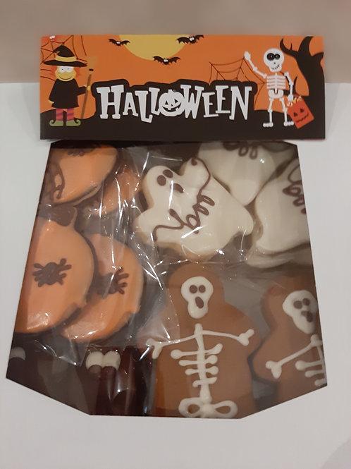 Mixed Halloween Themed Cookies - Karyn's Cookies and Treats