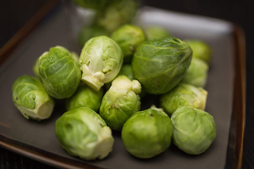 Brussel Sprouts (1 lb bag) - Swooping Swallow Farm