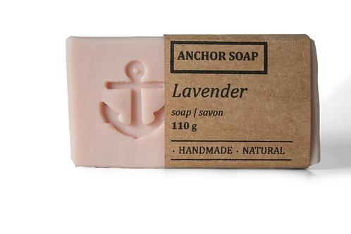 Lavender Soap Bar - Anchor Soap
