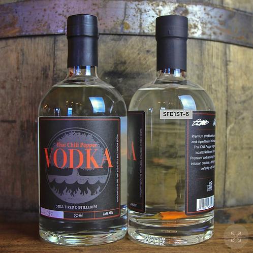 Thai Chilli Vodka (750 ml) - Still Fired Distilleries