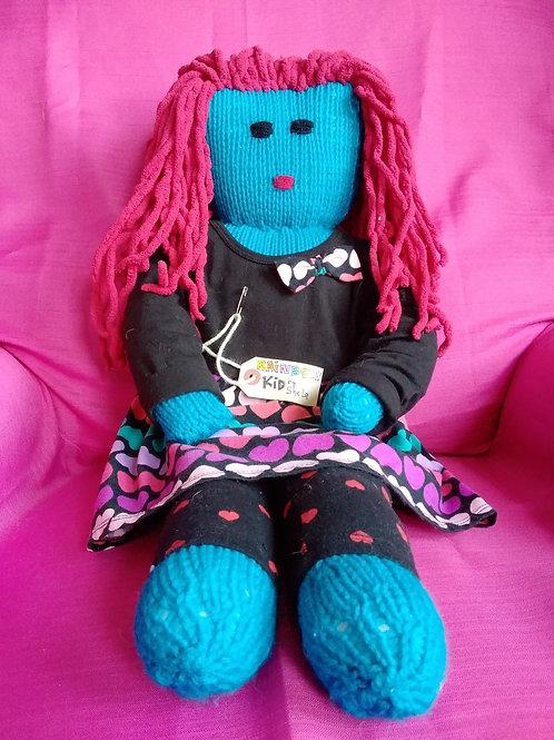 Cassy Doll - Rainbow Kids