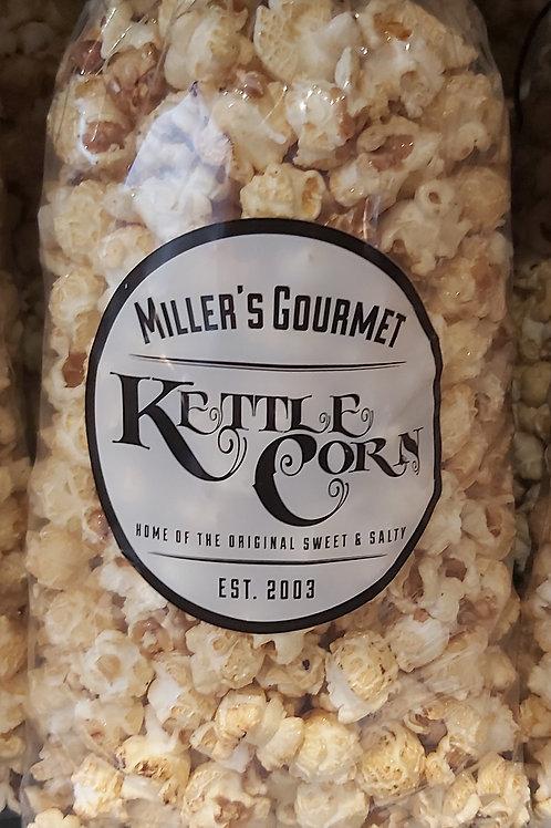 Kettlecorn (per bag) - Miller's Gourmet Kettlecorn