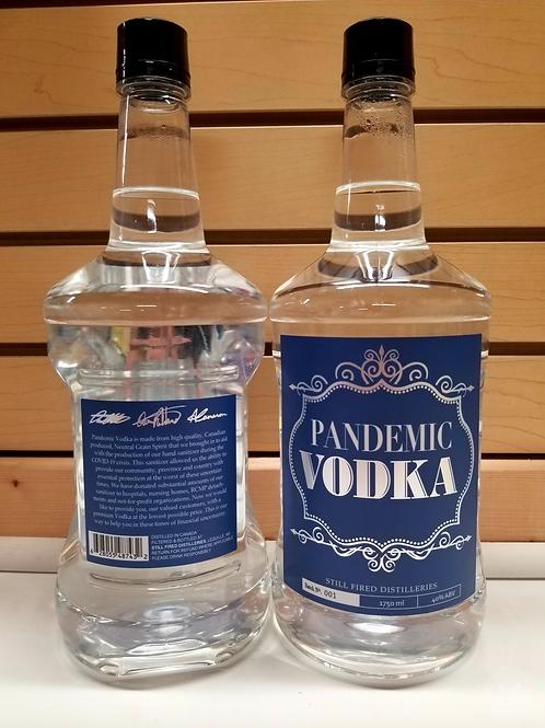 Pandemic Vodka - 1750ml - Still Fired Distilleries