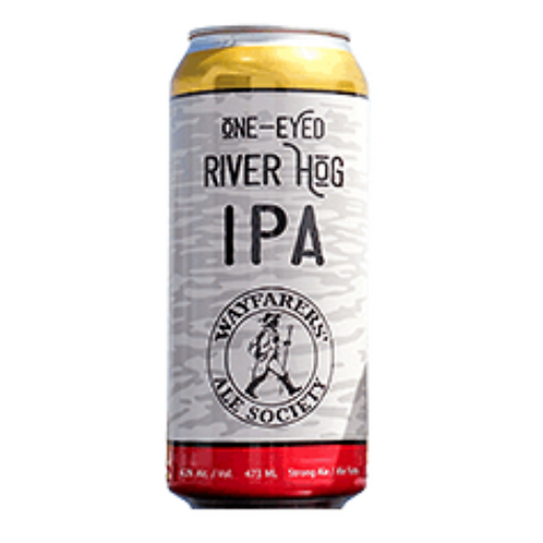 One-Eyed River Hog - IPA - Wayfarer's Ale Society