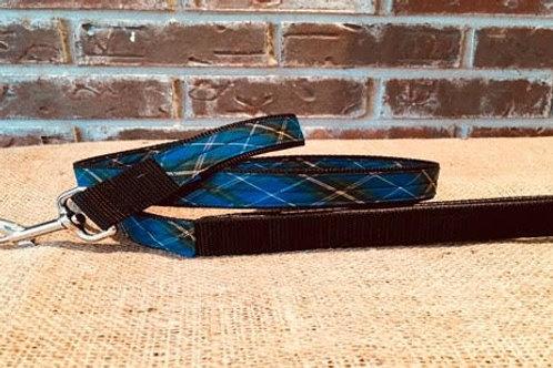 Nova Scotia Tartan Dog Leash - Tartan Gal Designs