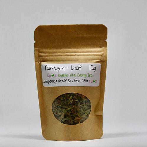 $4 ORGANIC Herbs (Choose Type) - Love Organic Vital Energy