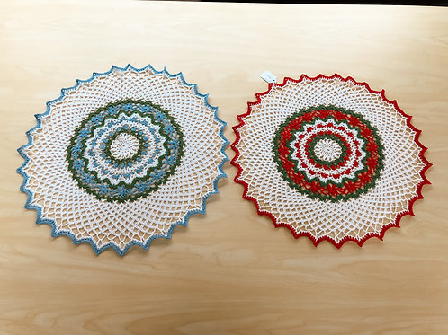 Crochet Doilies - The Crochet Lady