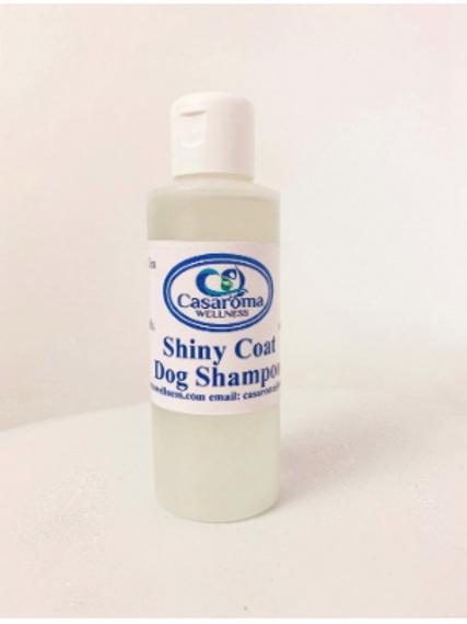 Shiny Coat Dog Shampoo - Casaroma Wellness Centre