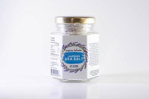 Lavender Culinary Salt  (135 g) - Seafoam Lavender Company