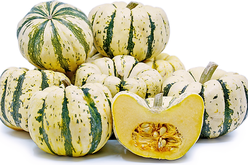 Sweet Dumpling Squash (each) - Swooping Swallow Farm