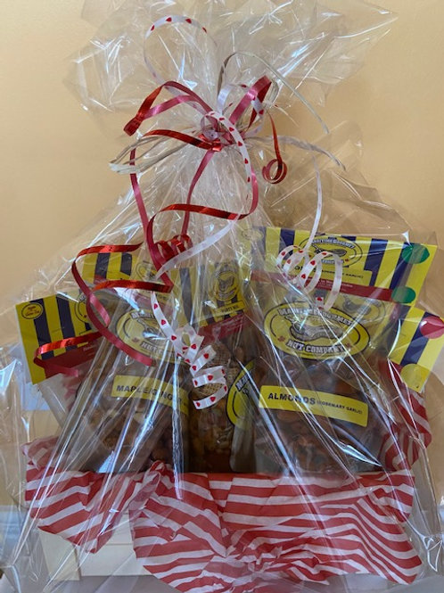 Gift Basket - Maritime Gourmet Nut Company