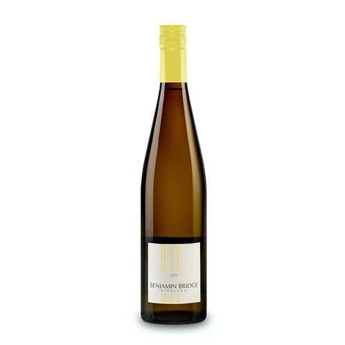 Riesling 2017 (750 ml) - Benjamin Bridge Wines