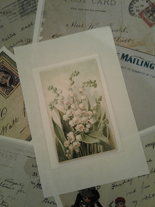Vintage Postcard Reproductions - Yodi Originals