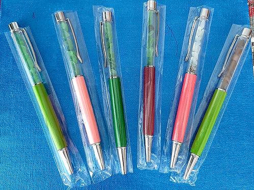 Authentic NS sea glass pens (3 pens) - Nature's Best Rocks