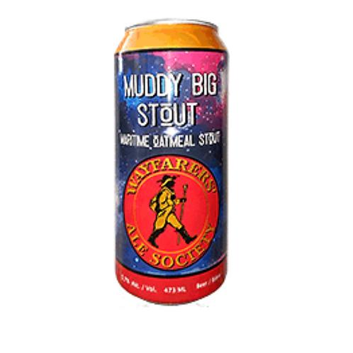 Muddy Big Stout - Wayfarer's Ale Society