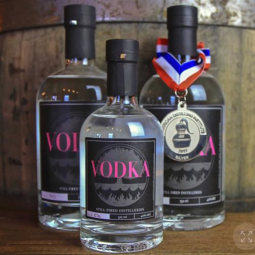 Premium Vodka - Still Fired Distilleries