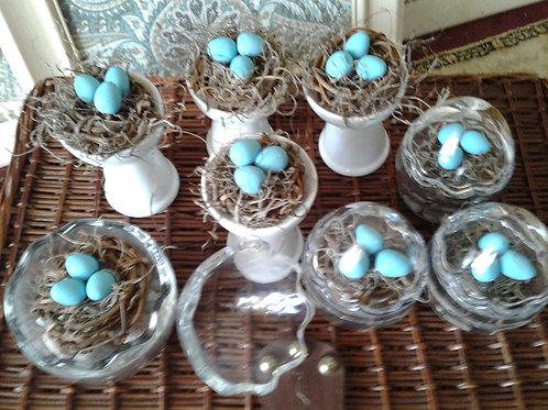 """Nest in Egg"" Decoration - Yodi Originals"