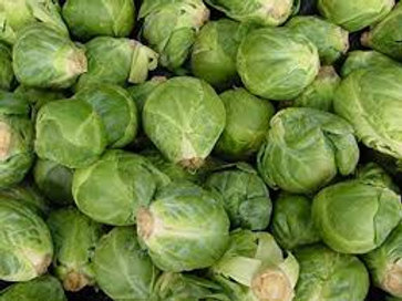 Brussel Sprouts (lb) - Tina Friesen