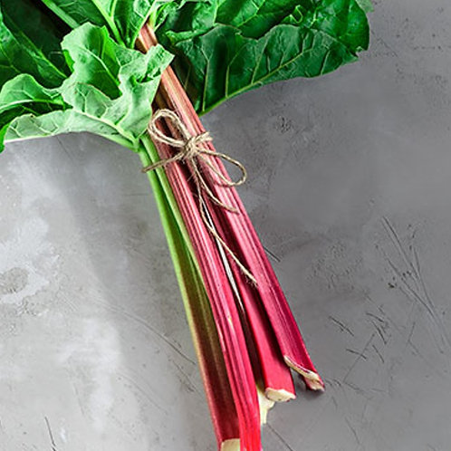 Rhubarb (per lb) - Maria and Lydia