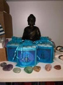 7 Chakra Essential Oil Crystal Kits - East Coast Life Solutions
