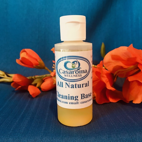All Natural Cleaner Base Concentrate (60ml) - Casaroma Wellness Centre