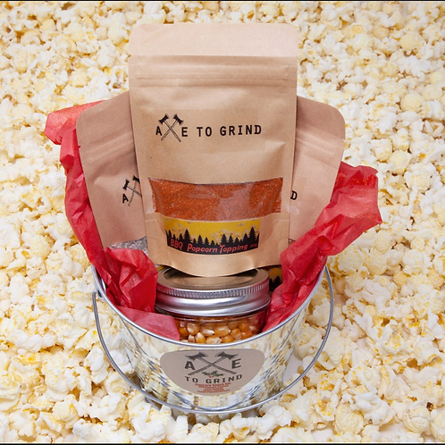 Popcorn Gift Pack  - Axe to Grind