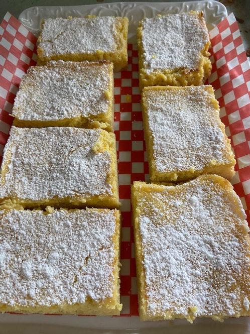 Lemon Tart - The Cake Lady