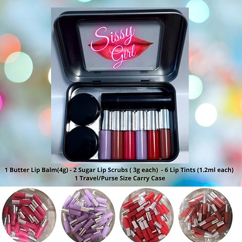 Lip Tint Collection - Pleasure Soaks Bath and Body