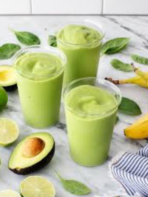 Avocado Smoothie - Bluebird Kitchen