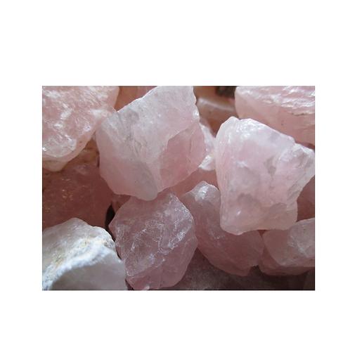 Rough Rose Quartz - Elements By Drala
