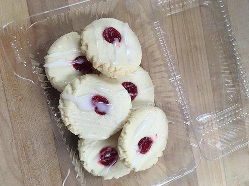 Shortbread Cookies (6pk)- Aly Mae's Bread Basket