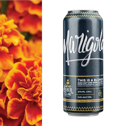 Marigold Blonde Ale - Sober Island Brewing Co.