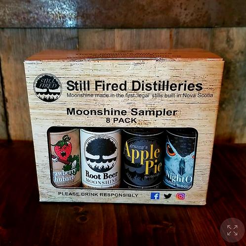 Sample Packs - 8 x 50ml bottles - Still Fired Distilleries