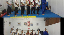 Terceiro módulo de Shuai Jiao realizado com sucesso na AABB - Tijuca.
