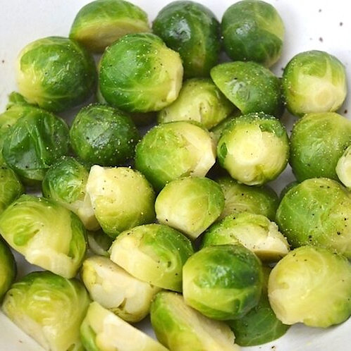 Brussel Sprouts (bags) - Maria and Lydia