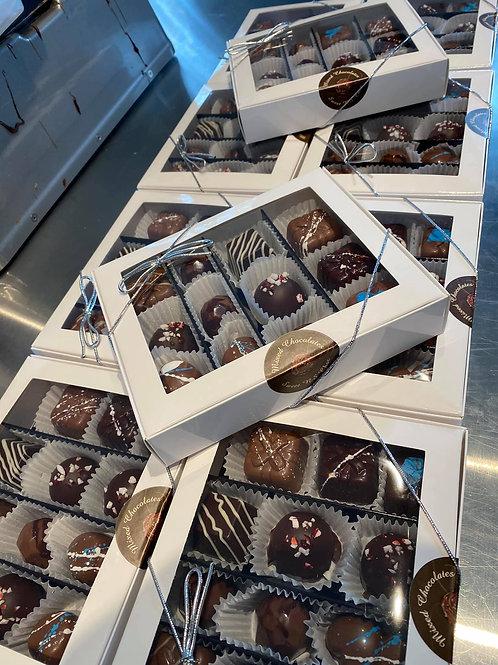 Box of Chocolates (12 pk) - Sweet NS Chocolaterie