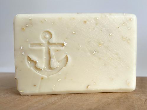 Honey/ Oat Soap Bar - Anchor Soap