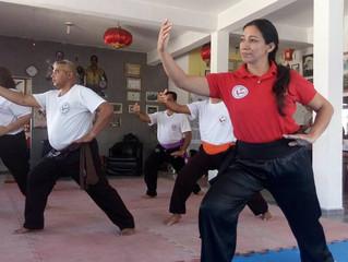 Venha praticar Tai Chi Chuan!