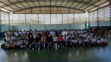 49° Exame de Graduação pela Federação de Kung Fu Garra de Águia do Estado do Rio de Janeiro