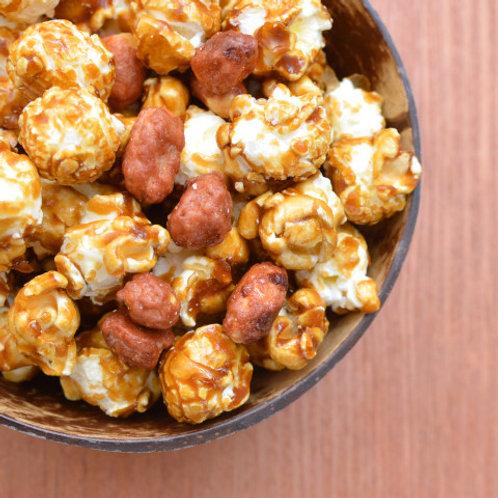 Caramel Corn Combination - Miller's Gourmet Kettle Corn