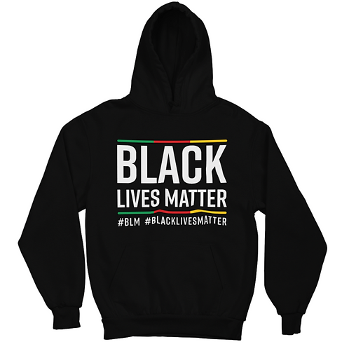BLM Hoodies - Teens Now Talk