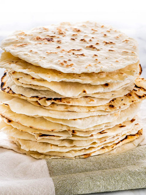Tortillas (6 pk) - Tina Friesen