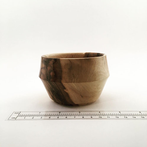 Maple Burl Bowl (inv 20-52) - Rotational Matters Wood Turn