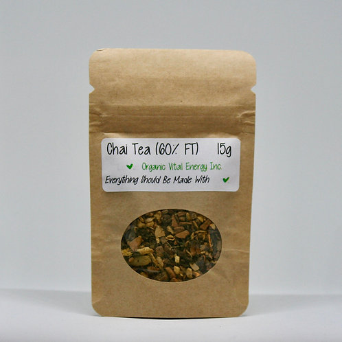 ORGANIC Teas (Choose Type) - Love Organic Vital Energy
