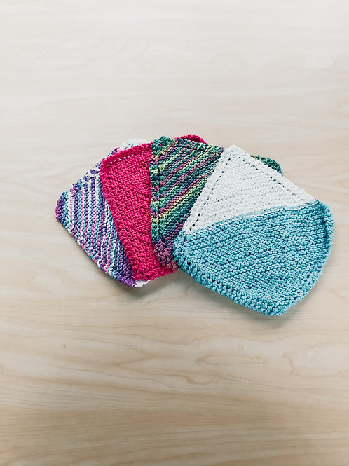 Crochet Dish Cloth (each) - The Crochet Lady