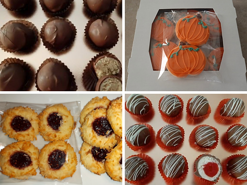 Karyn's Fall Favourites Box (Cookies and Treats) - Karyn's Cookies and Treats